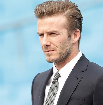 David  Beckham  promoverá casinos en  china
