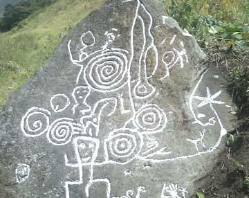 Encuentran restos de la cultura Pasto