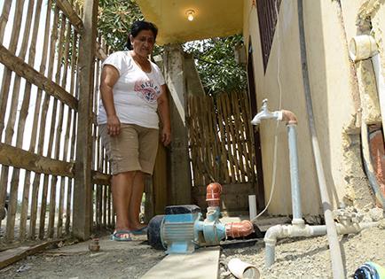 Sin agua en la margen izquierda por daño de bomba en Loma Blanca