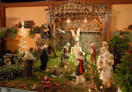 El mundo celebra el nacimiento del Niño Jesús
