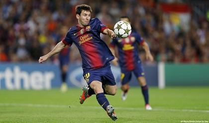 El vicepresidente deportivo garantiza a Messi una mejora de contrato