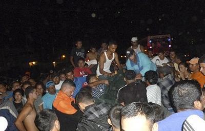 Joven que murió en la vía Santa Ana-Portoviejo será sepultado en Navidad