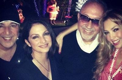 Estrellas latinas comparten fotos de su Navidad en las redes sociales