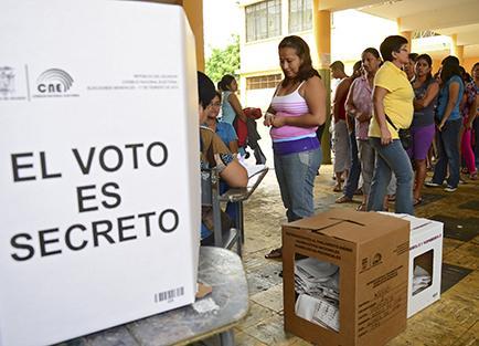 El 7 de enero inicia la campaña electoral