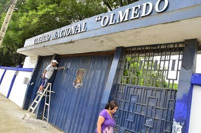 El colegio Nacional Olmedo será reconstruido