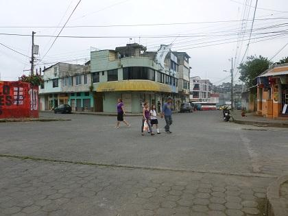 Los habitantes de la cooperativa Liberación Popular piden mayor presencia policial