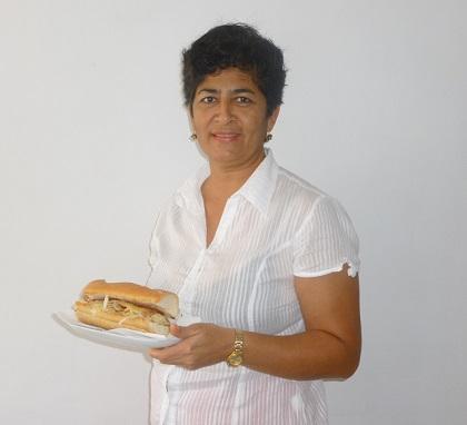 Monserrate Cevallos combina la gastronomía española con la ecuatoriana