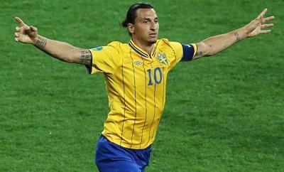 Ibrahimovic es el mejor deportista sueco de 2013