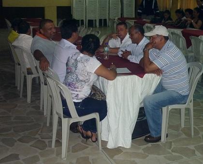 Se realizó encuentro de Juntas Parroquiales de Santo Domingo de los Tsáchilas