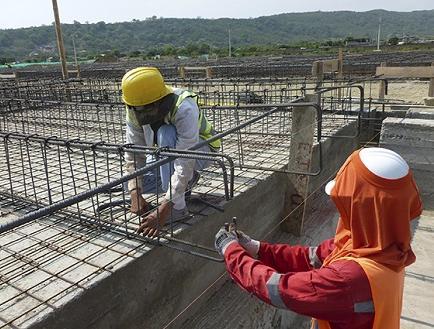 Construcción del Hospital de Especialidades tiene cerca del 4% de avance