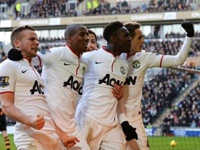 Manchester United gana a Hull City, pese a la expulsión de Valencia