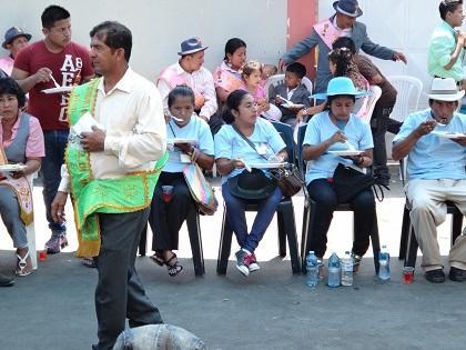 Culminan fiestas del Divino Niño en el barrio El Paraíso