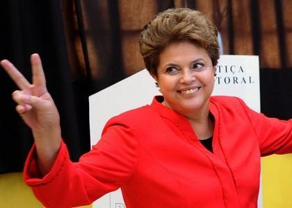 Dilma Rousseff tomará vacaciones en una playa brasileña