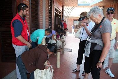 Más de 160 mil personas visitaron Ciudad Alfaro en el 2013