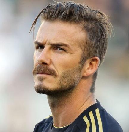Beckham es pretendido por un rival de Emelec en libertadores