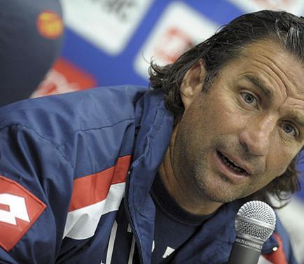 Juan Antonio Pizzi es el nuevo DT del Valencia