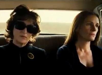 Llega a la pantalla grande el nuevo film de Meryl Streep y Julia Roberts