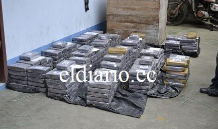 La Policía incautó más de 56 toneladas de droga en el 2013