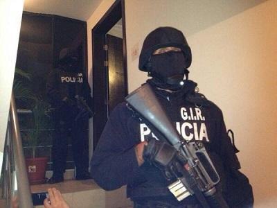 Allanan la vivienda del asesor del asambleísta Cléver Jiménez