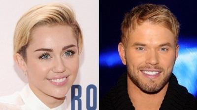 Confirman relación entre  Miley Cyrus y Kellan Lutz