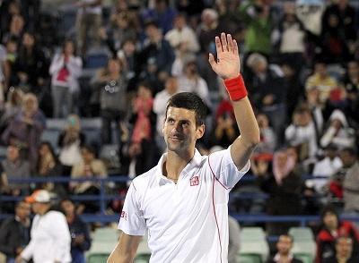 Djokovic y Ferrer se enfrentarán en la final de la exhibición de tenis de Abu Dabi