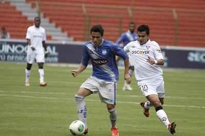 Ecuador es el tercer país latino que paga mejor a los futbolistas