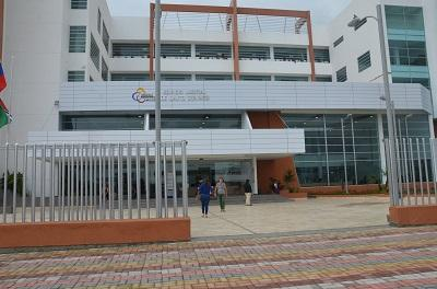 Nueva Casa Judicial cambia el entorno de la cooperativa 10 de Agosto