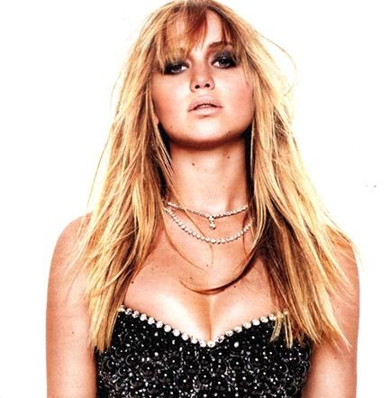 "Jennifer Lawrence fue elegida ""Artista del Año"""