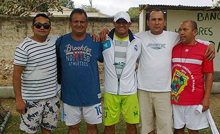 Juegan finales en torneo de fútbol