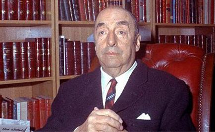 Noticias de Neruda siguen vivas pese a su muerte