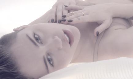 Video 'Adore you', de Miley Cyrus, ya está disponible