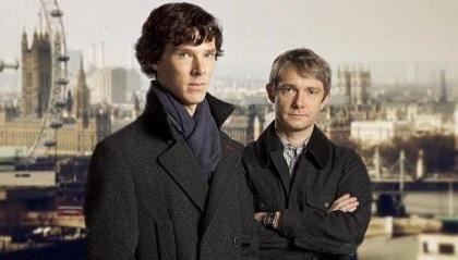 La serie 'Sherlock' estrena temporada entre misterio y expectación
