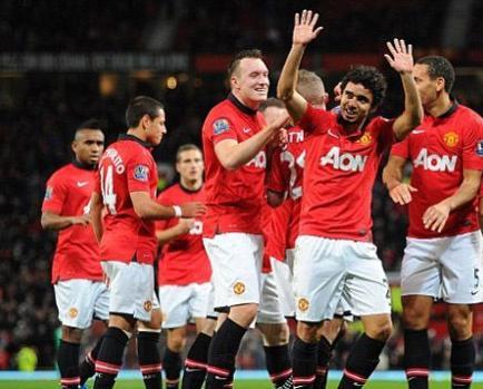 """M. United vence 1-0 a Norwich City  sin la presencia del """"Toño"""" Valencia"""