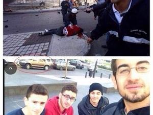 Se tomó una foto antes de morir en el atentado de Beirut