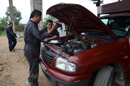 Culmina proceso de matriculación vehicular en Santo Domingo