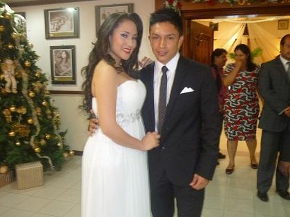 El futbolista santodomingueño Leonel Ramírez contrajo matrimonio