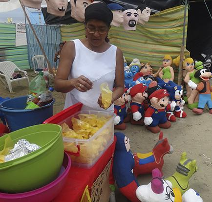 Feria atrae otros negocios