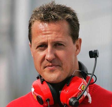 Schumacher en estado grave