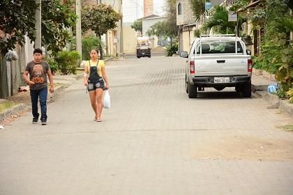 En la ciudadela Rocafuerte reclaman por un parque