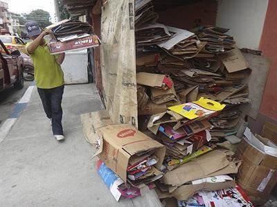 El reciclaje aumenta en diciembre