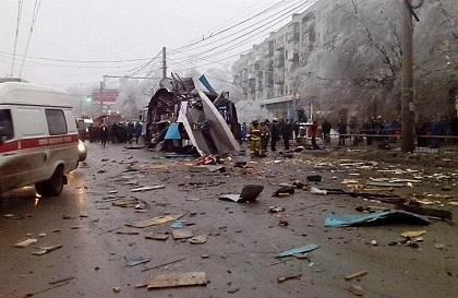 Cerca de treinta personas mueren en dos atentados en Rusia en menos de 24 horas