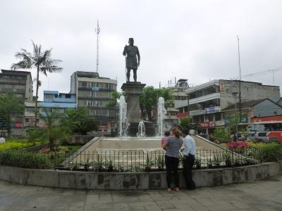El parque Zaracay de Santo Domingo trae recuerdos e historias a sus visitantes
