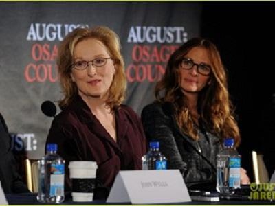 Meryl Streep, Julia Roberts y Clooney se cuelan entre las secuelas de 2014