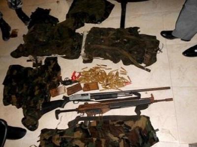 Ordenan prisión preventiva para presuntos guerrilleros de las FARC