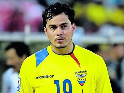 Confirman a Jaime Iván Kaviedes como nuevo delantero de Liga de Loja