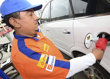 El número de placa servirá para facturar combustibles