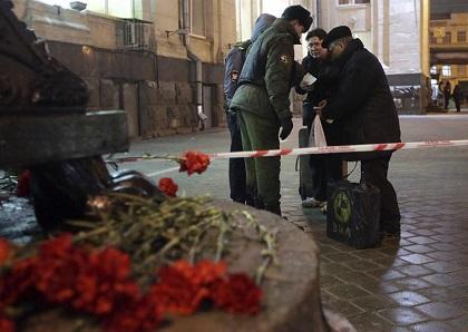 Suben a 33 las víctimas mortales de los atentados terroristas en Volgogrado