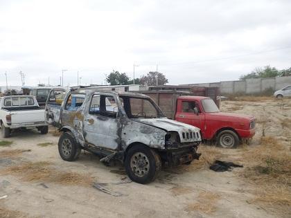 En Manta se roban un promedio de 25 vehículos al mes