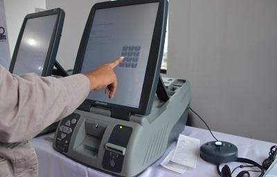 Organizaciones políticas firmarán acuerdo de confiabilidad del Voto Electrónico
