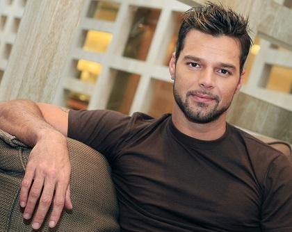 Ricky Martin dice querer vivir en plenitud el 2014